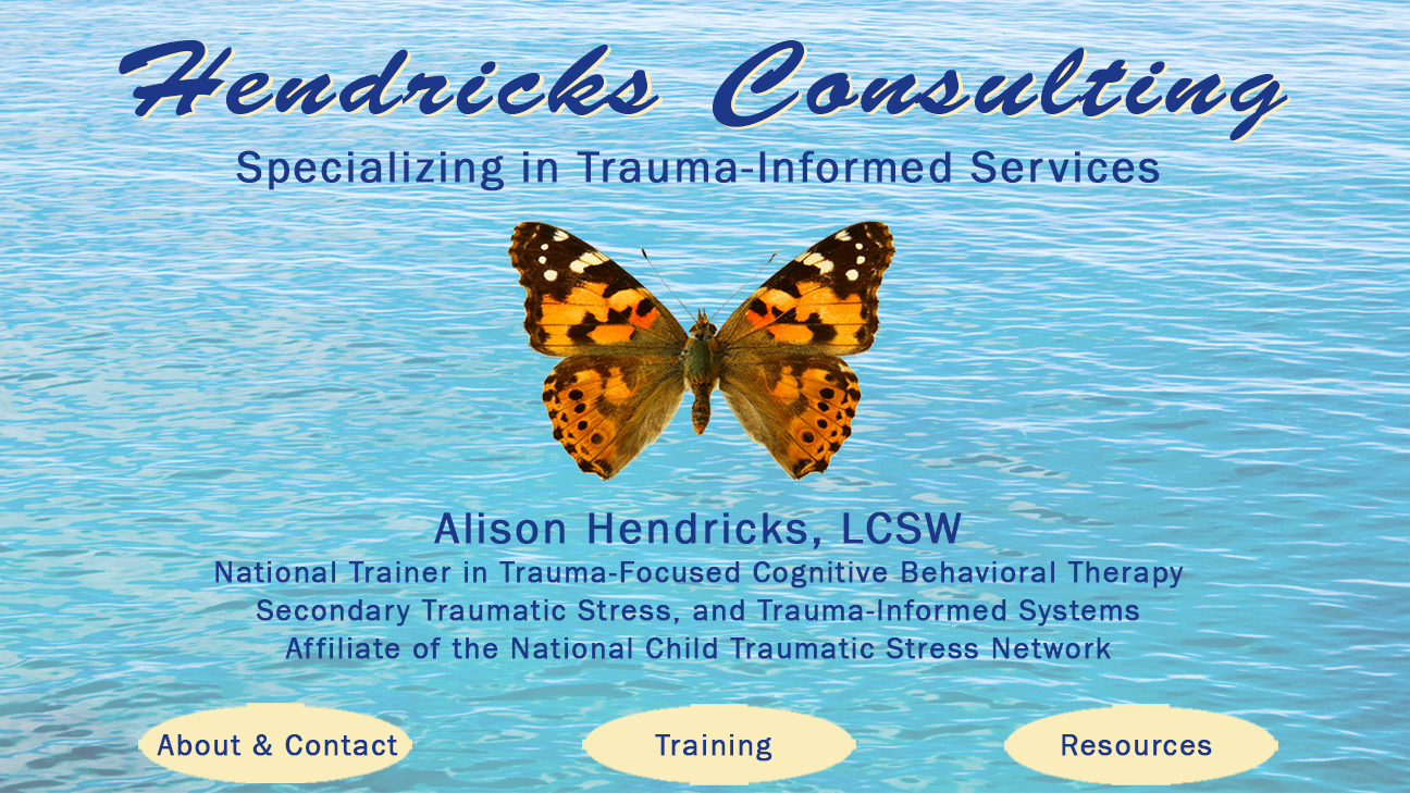 Hendricks Consulting Home Page